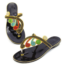 doershow Free Shipping African style women shoes size 37 43 DD1 77