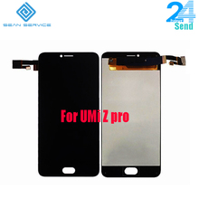 Лучшие 5.5 дюймов для UMI Z Pro ЖК-дисплей + TP сенсорный экран планшета сборки 5.5 «UMI Z Pro телефон ЖК испытания