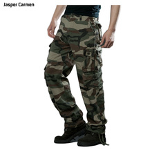 Freies verschiffen 2017 Fashion Mens Casual Hosen Camouflage Baumwollhosen Männlichen Regular Fit Casual Hosen für Männer Größe 29-38 65z