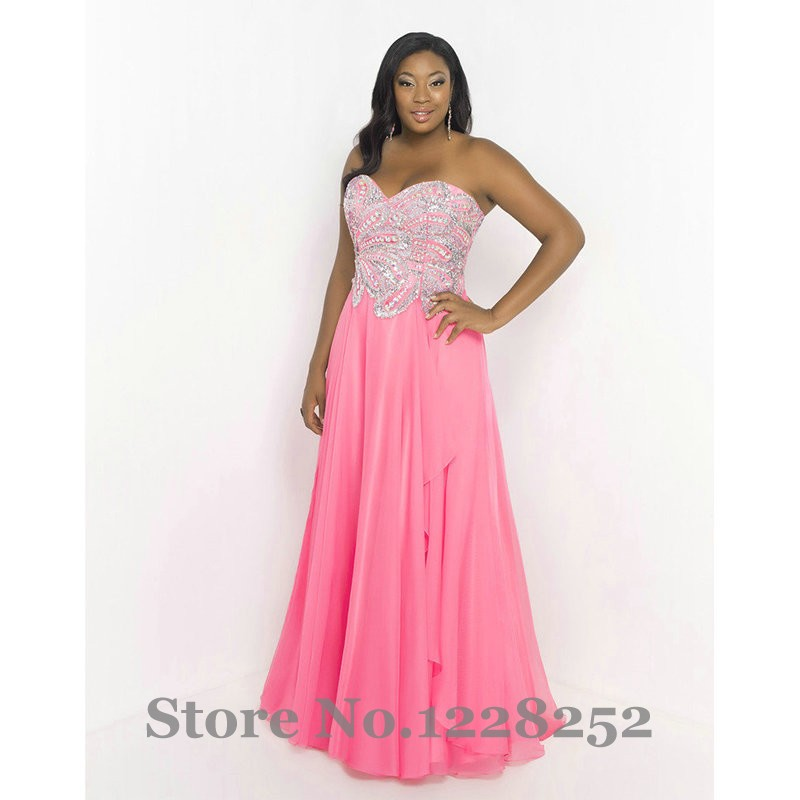 Online Buy Wholesale beautiful pink prom dress from China ...