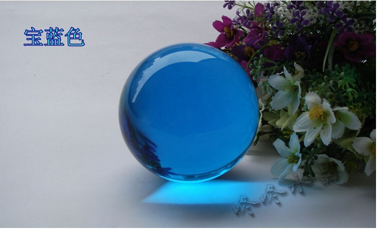 Online buy wholesale solid glass balls from china