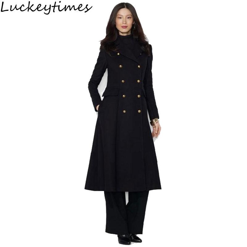 Online Get Cheap Black Long Coats -Aliexpress.com | Alibaba Group