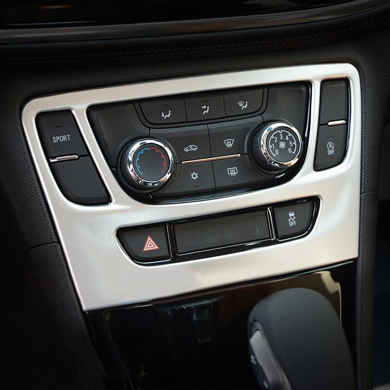 4PCS Door Lock Protector Cover for Buick Encore Opel Vauxhall Mokka 13-17