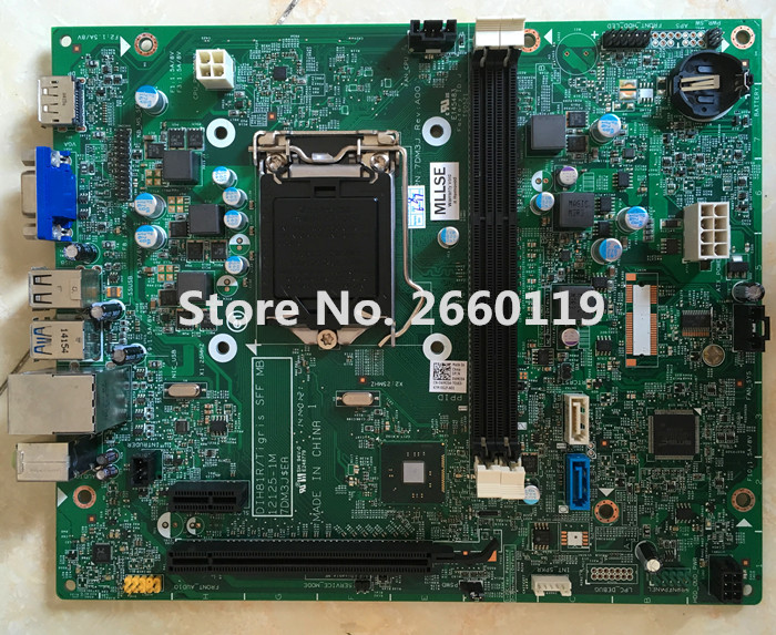 For 3020 SFF DIH81R 0WMJ54 04YP6J WMJ54 4YP6J system motherboard, fully tested