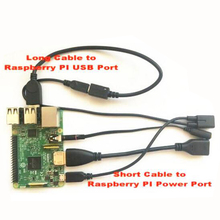 High quality Raspberry PI 3 Cables Cord set for NEOGEO X Dock Station