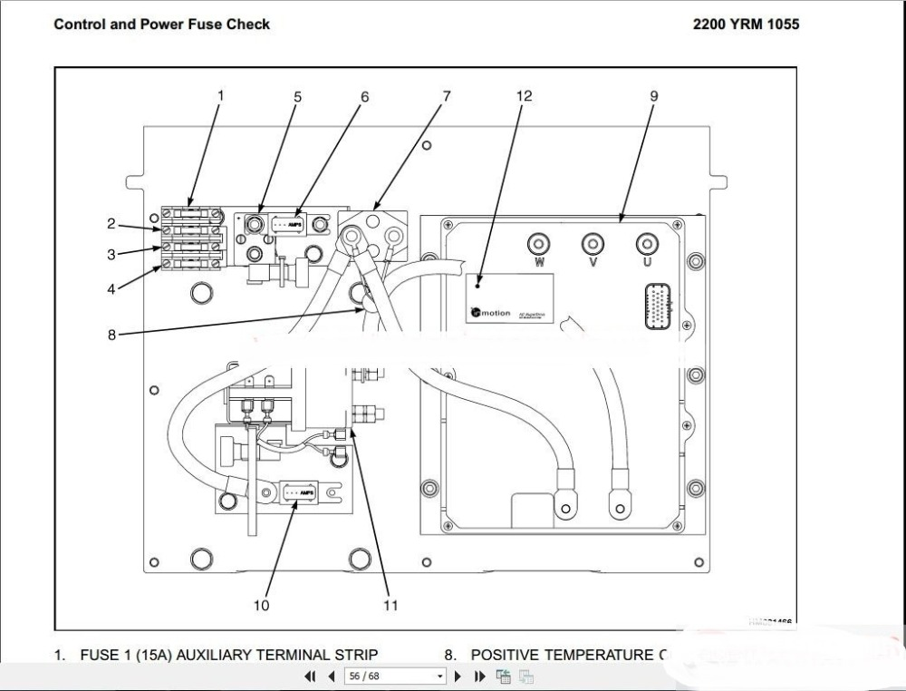 Yale Forklift full set PDF Parts Manuals yale mpb040 wiring diagram yale pallet jack mpb040acn24c2748 Yale Pallet Jacks Model Mpb040acn24c20 at crackthecode.co