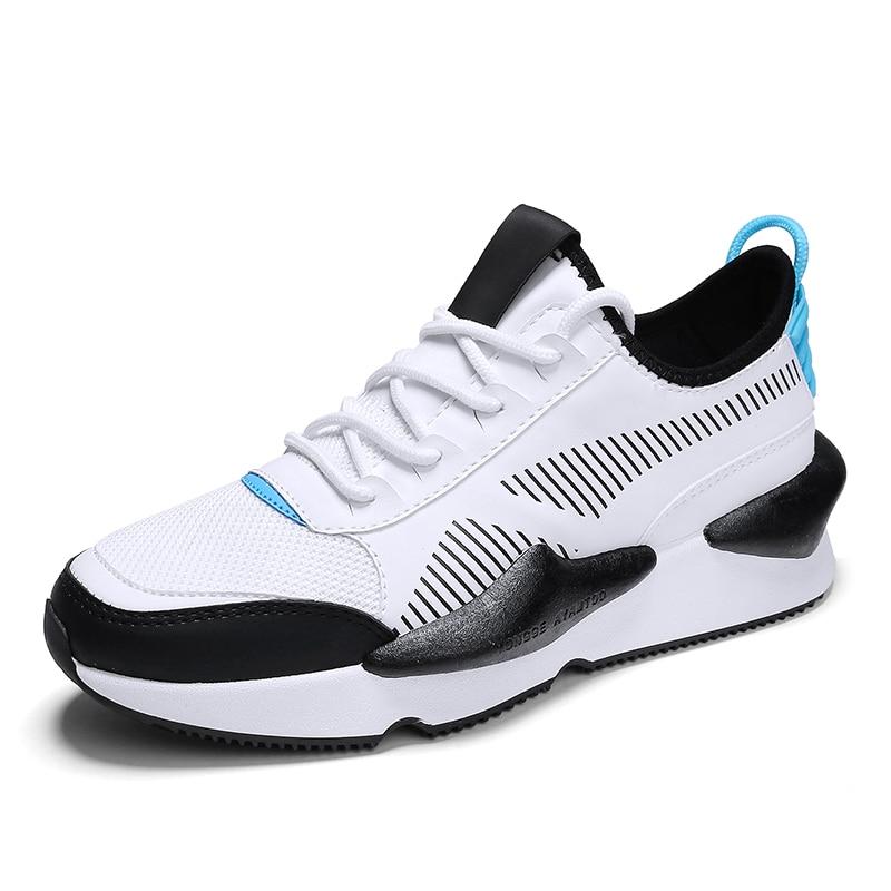 33c6cc623597d2 FOHOLA New Arrivals sneakers sapatos masculino ultra boost flux pantufa  insoles chaussure sport homme sobretudo masculino