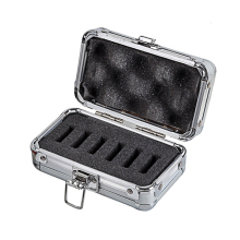 6 шт алюминиевый фильтр коробка для хранения для 1,25 дюймовые фильтры для телескопа