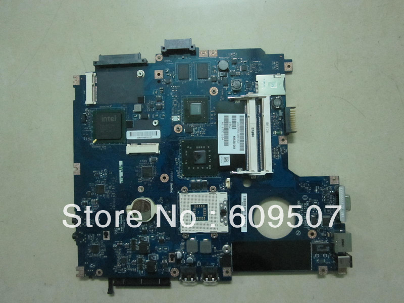 For DELL V1520 Laptop Motherboard CN-0U653J 0U653J DDR2 KML50 LA-4595P Mainboard With Graphic Card Test Good