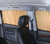 for sharan 2012 2018 Car curtain Defend against sunshade Summer supplies Venetian blinds