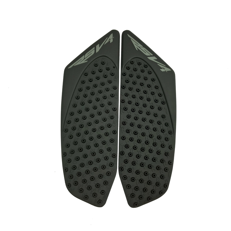 Motorrad Sticker Tank Pad Schutz Seite Gas Knie Grip Protektor f/ür Aprilia RSV-4 2010-2017