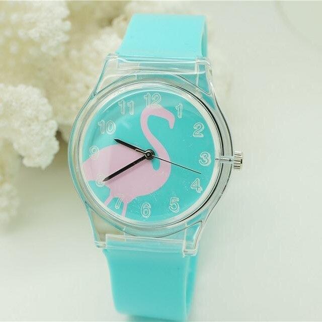 Reloj de pulsera analógico Willis para el modelo de cisne a la moda - Relojes para niños - foto 3