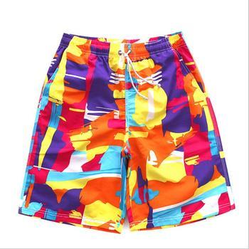 Summer New Popular Logo Star shark Shorts for Men