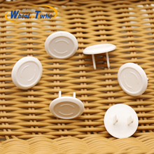 US Socket Hot Free Seguridad Plug Safet Baby Children Protection Safety Cover Plastic Electrical Outlet