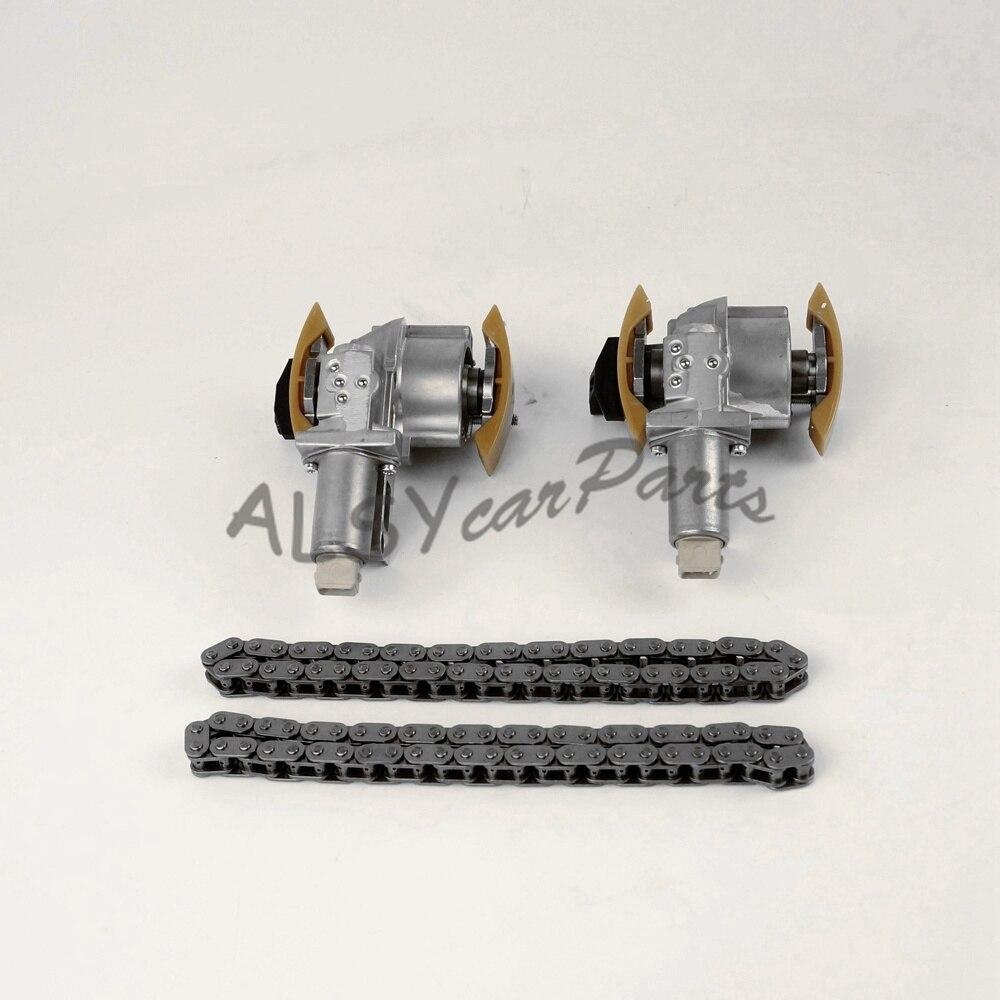 KEOGHS OEM Esquerda + Direita Fit For AUDI 4.2L V8 Kit Corrente de Distribuição Tensor Para Touareg AUDI A6 A8 S6 v8 4.2 L 077 109 087/088 C