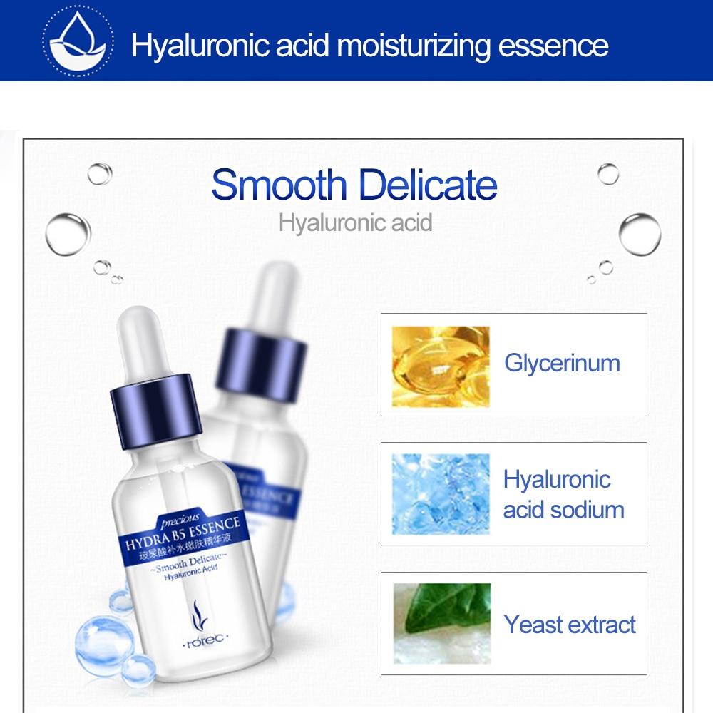 Facial Serum Hyaluronic Acid Essence