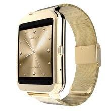 Neue 1,54 zoll i95 Bluetooth 4,0 Android Smart Uhr New Smartwatch mit Herzfrequenz WiFi Für Samsung HTC Lg Android Phone