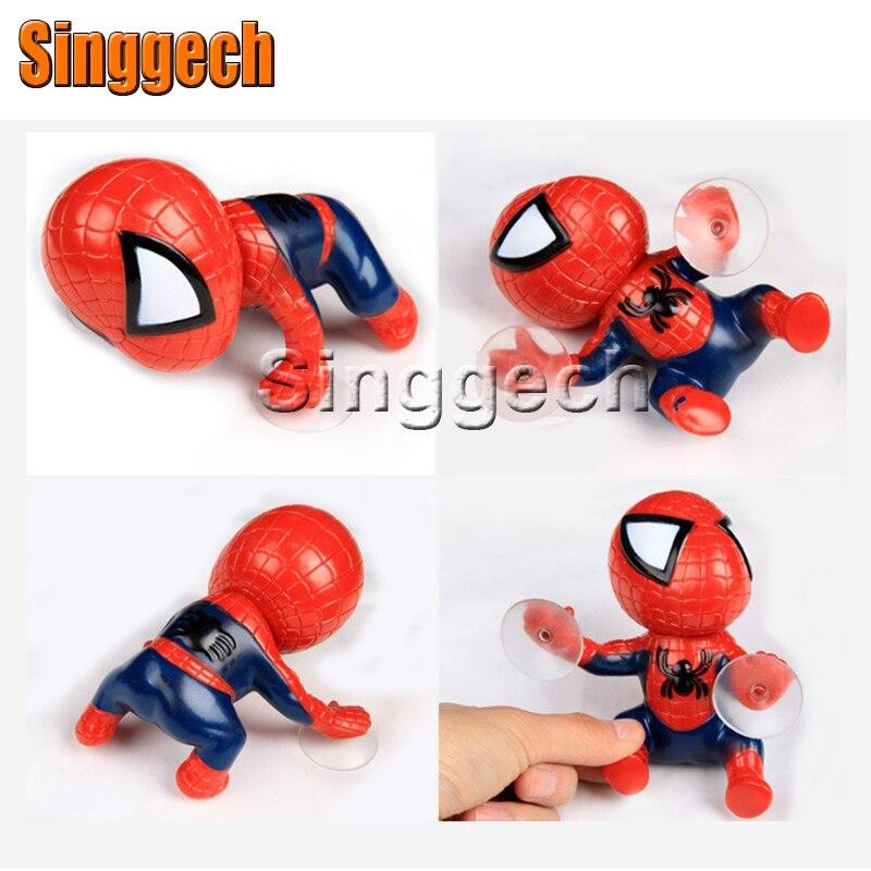 Acheter 1x voiture style 3d spiderman autocollants pour renault duster laguna - Spiderman voiture ...