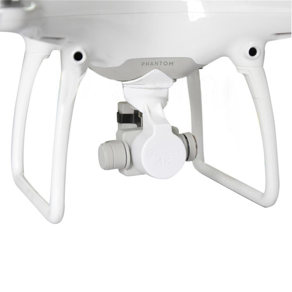 DJI Phantom 4 Camera Lens Cover Protector Cap Guard Gimbal Fix Protection Shell