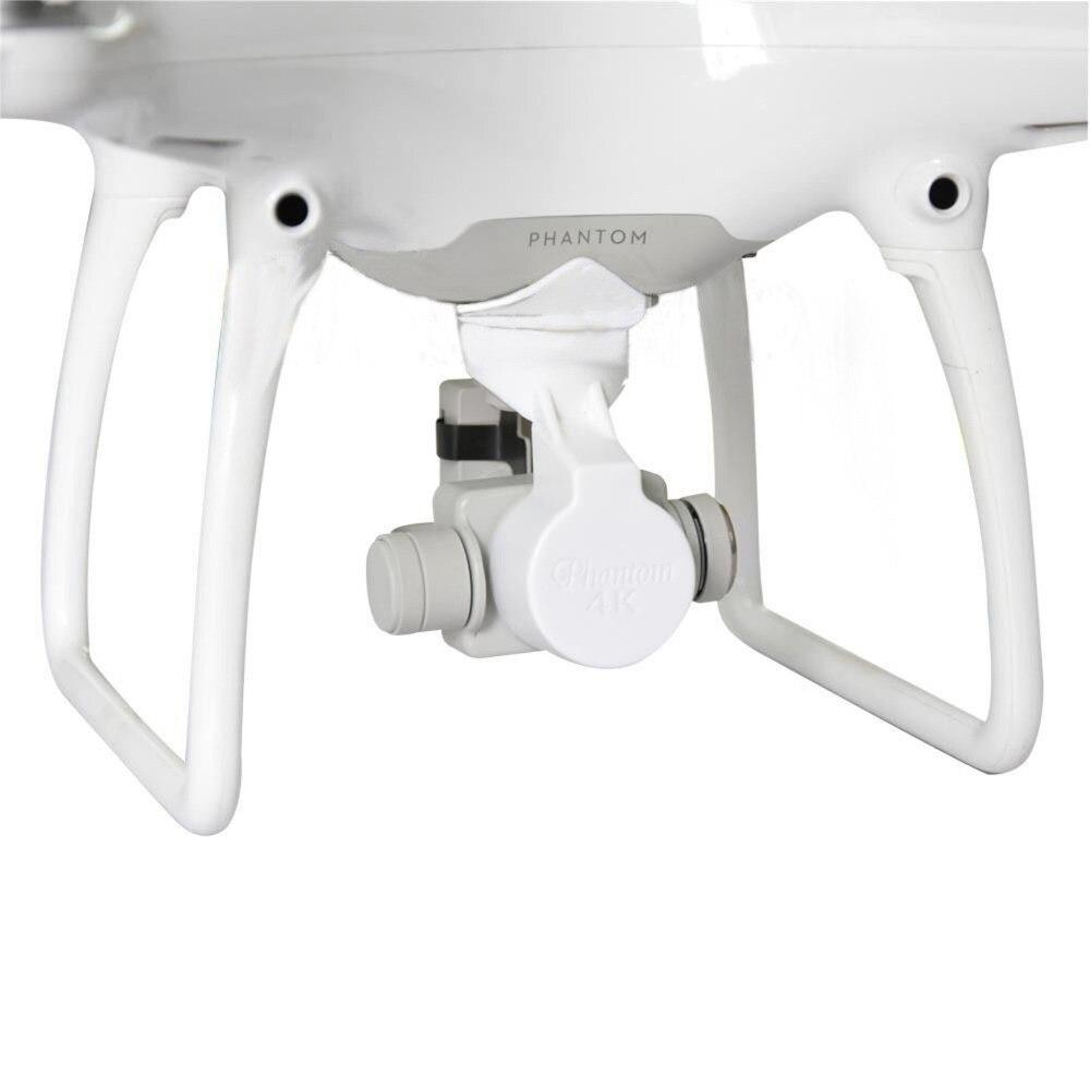 DJI Phantom 4 Camera Lens Cover Protector Cap Guard Gimbal Fix Protection Shell