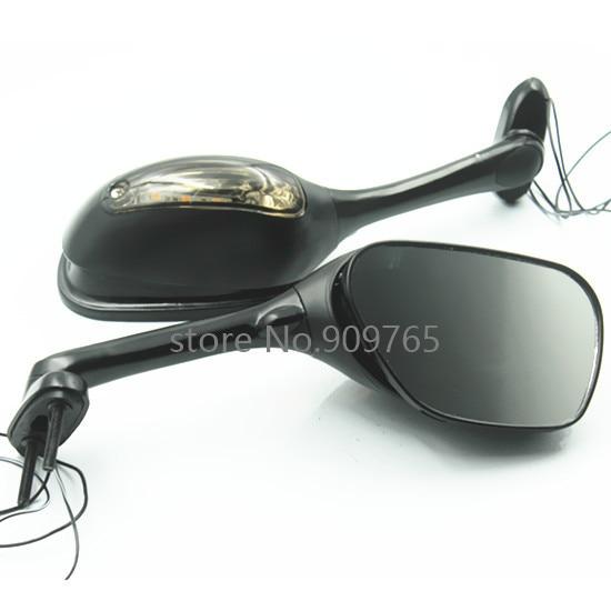 Мотоцикл LED сигнала поворота заднего вида зеркала для Suzuki GSXR 600 750 GSXR 1000 06-16 01-16 03-08 СВ650 SV650S SV1000 03-07
