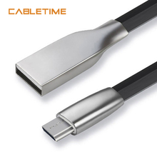 Cabletime USB2.0 TYPE C Cable USB 2.0 to Type C 3.1 Data Sync Fast Charger For Oneplus Nexus Xiaomi Charging Cable 1M N065 кабель griffin usb 3 1 to usb c charge sync cable 1m black