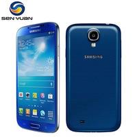 Samsung-teléfono inteligente Galaxy S4 i9500 i9505, Original, libre, 3G y 4G, pantalla de 5,0 pulgadas, 2GB de RAM, 16GB de ROM, s4, renovado