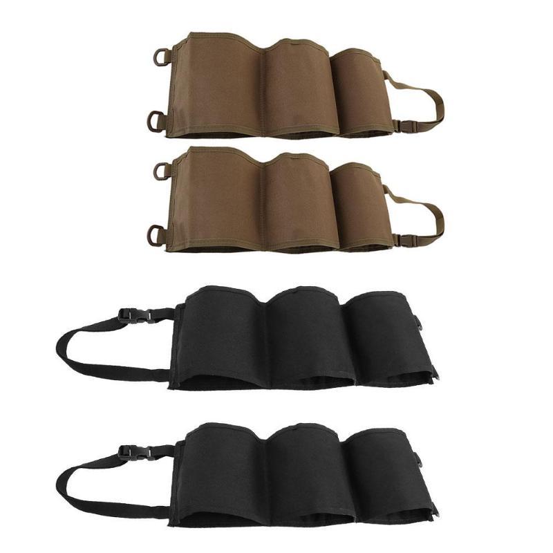 2pcs Car Front Back Rest Pocket Gun Sling Rack Hanging Bag Shotgun Holsters Case Hunting Gun Holsters Organizer With Pockets
