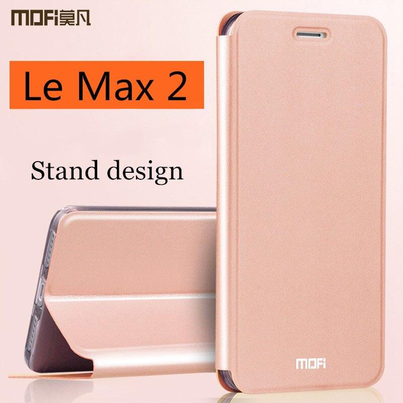 LeEco Letv Le Max 2 fall MOFi Le X820 x829 fall abdeckung leder filp zurück abdeckung Le max2 abdeckung x821 coque fundas gehäuse 5,7