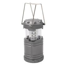 Retractable Outdoor Camping Lantern LED Flashlight Portable Lantern Hanging font b Tent b font Light Emergency
