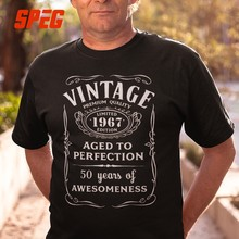 c8f19f357 Vintage Limited 1937 1947 1957 1967 1977 1987 1997 Edition - 80th Birthday  Gift T Shirt Borin in T-Shirt Funny Printing Tees Men