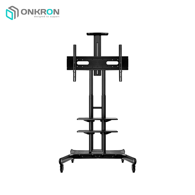 Mobile stand ONKRON TS1881 Black