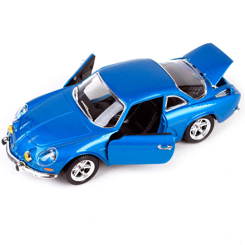 Detail Feedback Questions About Bburago 124 Alpine Renault A110