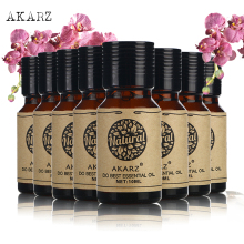 AKARZ value sets skin care font b Tea b font Tree Citronella Musk Oregano Jasmine Eucalyptus