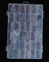 37 In 1 Sensor Module Kit For UNO R3 Mega2560 Mega328 Nano Module BOX