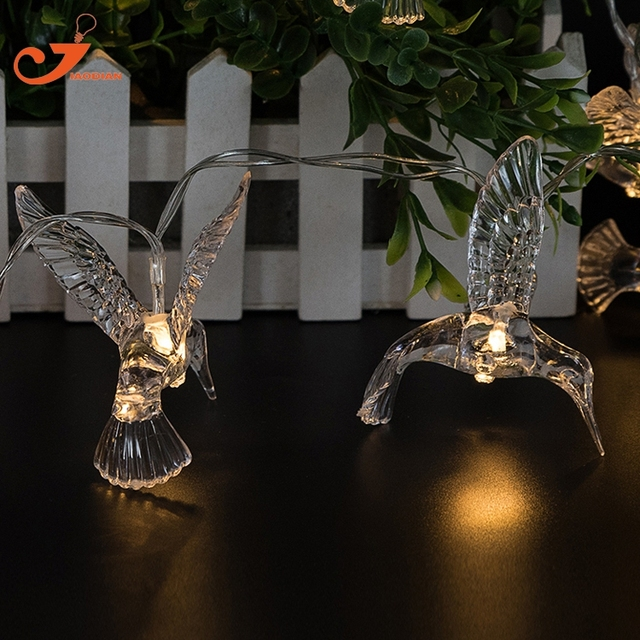 Alcedo 10 LED Lichtslingers kingfisher Fairy Festival verlichting ...