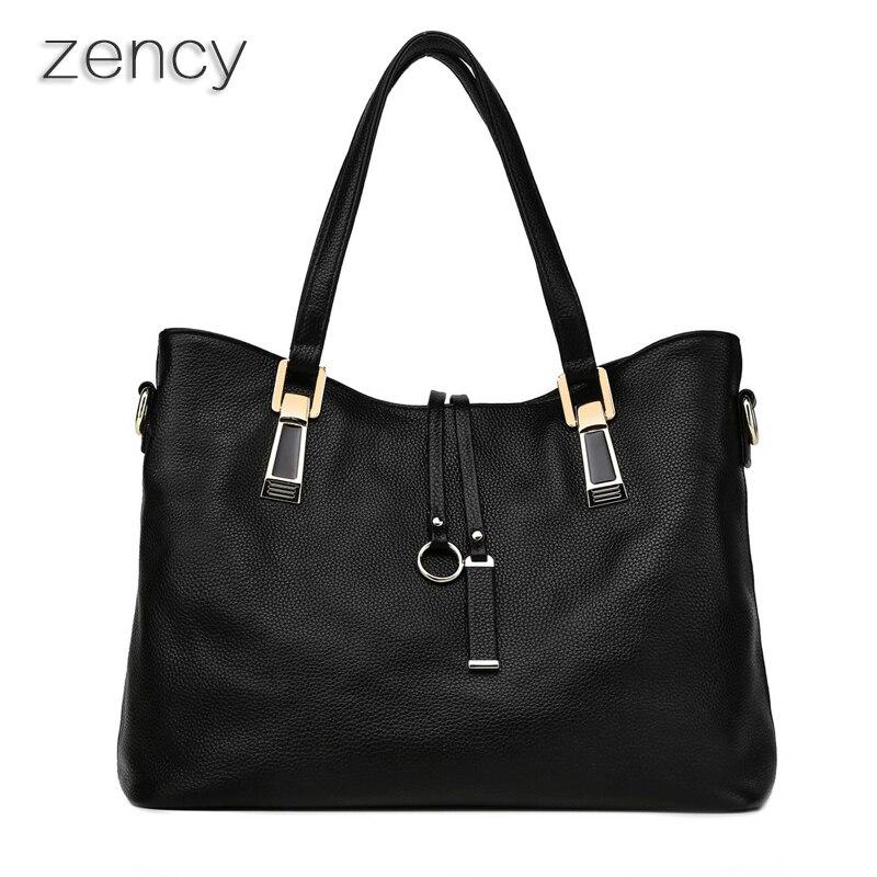 ФОТО 2017 New Soft Nautral Genuine Leather Women's Shoulder Bags Large Capacity Tassels Handbags Ladies Messenger  Bag Satchel Bolsos