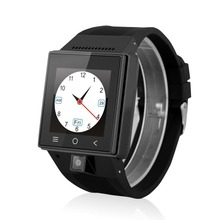 """Hot sale! Hot sale 1.54"""" 3G Android 4.4 MTK6572 Dual Core Phone Watch 2.0MP Camera WCDMA GSM Smart Watch With Email WIFI Smart"""
