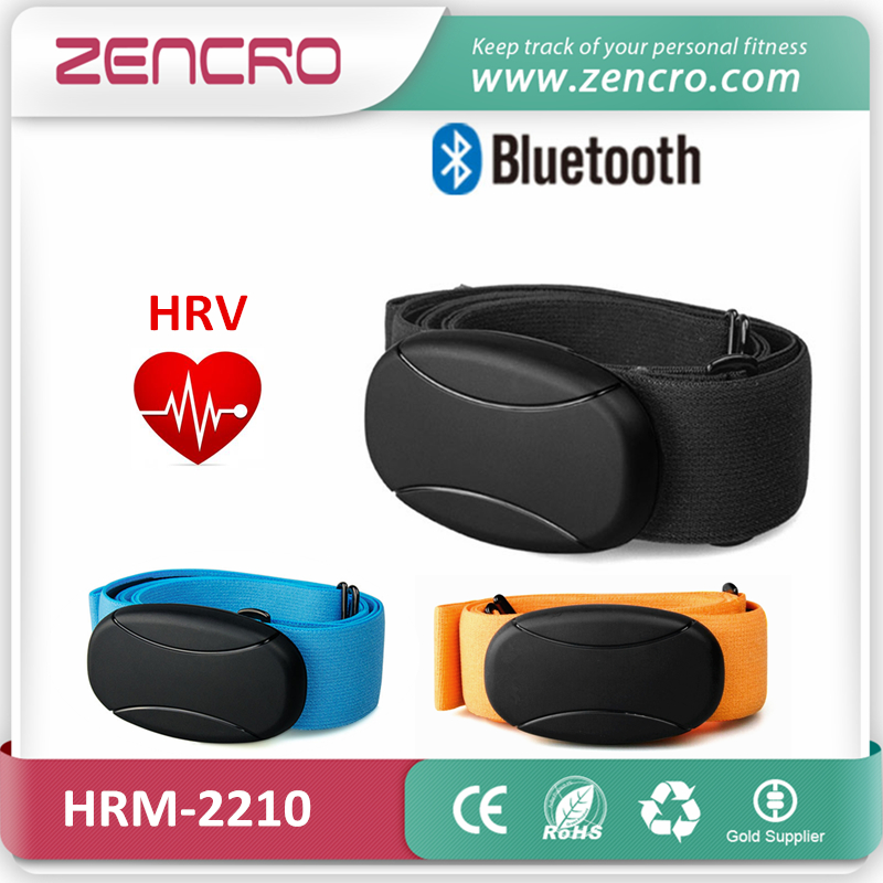 Smart Fitness Tracker HRV RR Interval Heart Rate Variability Monitor Bluetooth H