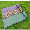 Automatic Inflatable Mattress Self Inflating Splicing Camping Air Picnic Beach Sleeping Tent Mat With Pillow