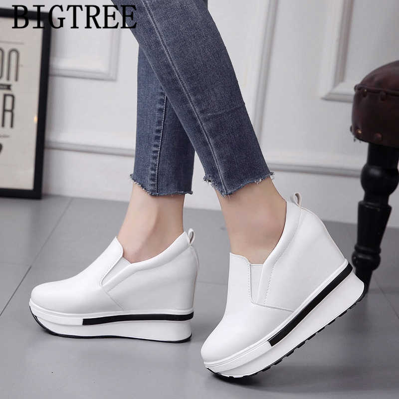 platform sneakers women women casual shoes woman brand luxury increase within slip on shoes for women elevator shoes zapatillas