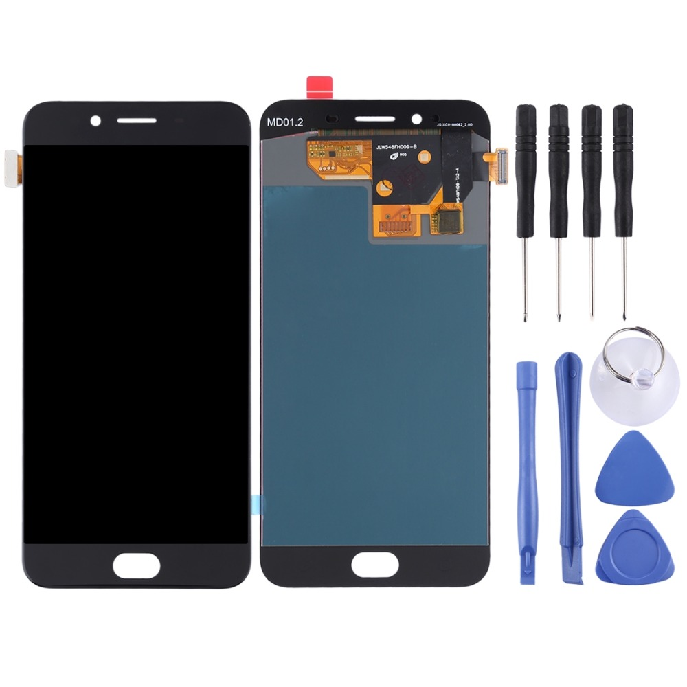 iPartsBuy LCD Screen and Digitizer Full Assembly for OPPO R9siPartsBuy LCD Screen and Digitizer Full Assembly for OPPO R9s
