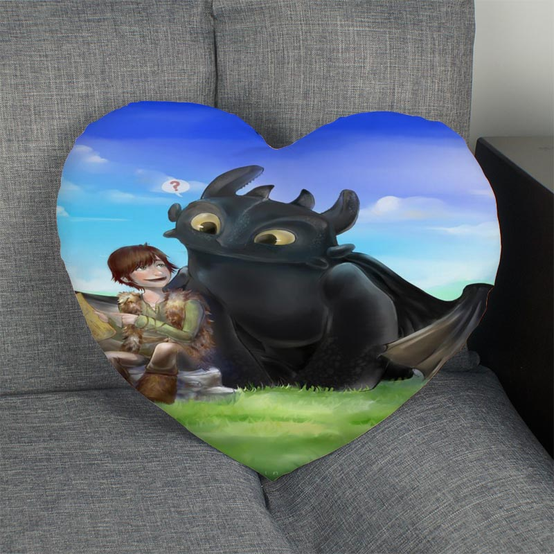 Personalised How To Train Your Dragon Kids Pillowcase Pillow Case • Any Name