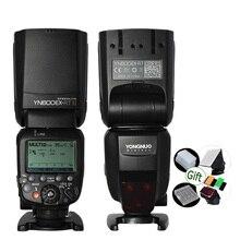 YONGNUO Speedlite YN600EX RT השני GN60 TTL 2.4G אלחוטי HSS 1/8000s מאסטר פלאש אור עבור Dslr מצלמה canon 600EX RT ST E3 RT