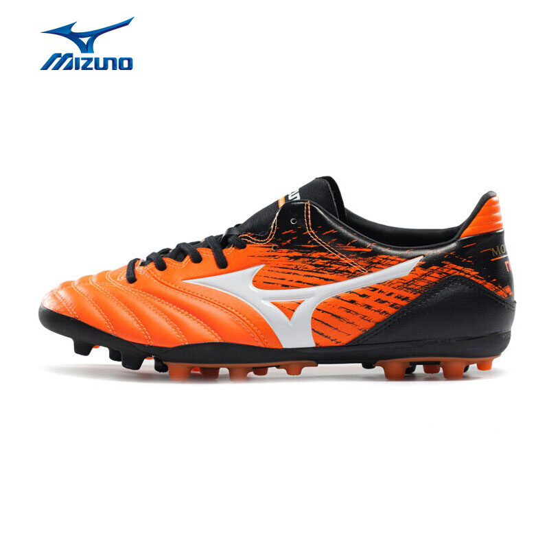 MIZUNO Men MORELIA NEO KL AG Professional Soccer Shoes Comfort Stable Sports Shoes Sneakers P1GA175754 YXZ066 tiebao soccer sport shoes football training shoes slip resistant broken nail professional sports soccer shoes