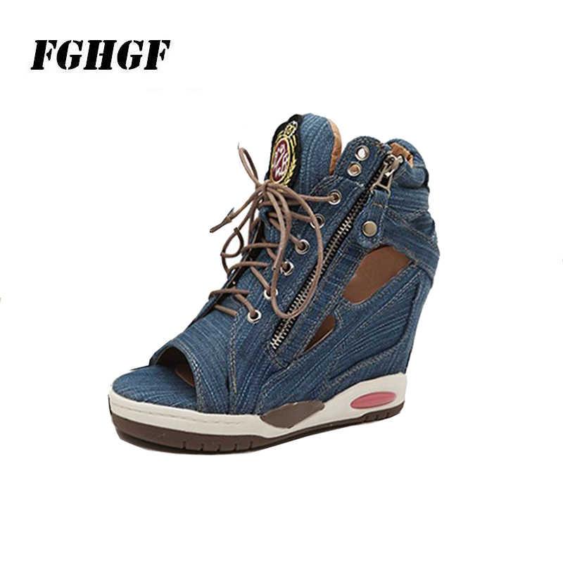 c77da3e2d3e Посылка почтой высокий размер 2018 высокий каблук и круглый носок с низкой  верха обуви кожа Стильная