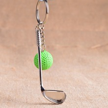 Marvelous Golf Ball Metal Key Chain  Gift – Free for First 50 Golf Lovers