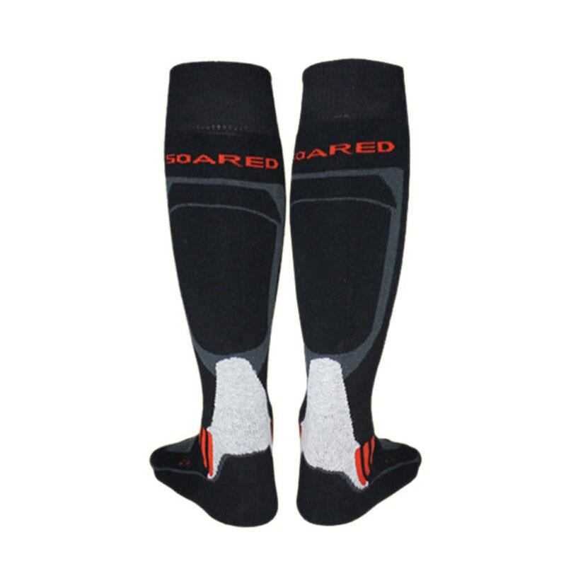Thick Cotton Warm cycling socks Sports Snowboard Cycling Skiing Soccer Basketball Badminton Socks Thermosocks Leg Warmers sox
