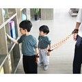 1.5 m/2.5 m Niños anti-perdida Cuerda de Remolque Cinturón de Cuerda Correa de Seguridad para Niños Del Bebé Del Resorte Del Bebé cuidado Y Seguridad Accesorios
