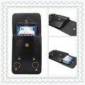 2016 Бесплатная Доставка Многофункциональный Кожаный PU Защитный Чехол Телефон С 4 Цветов Для BlackBerry Porsche Design P9982